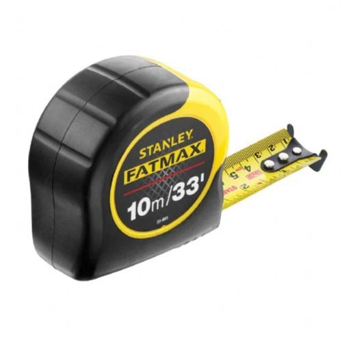 Stanley 033805 Fatmax BladeArmor Pocket Tape Measure 10m/33ft (Width 32mm)